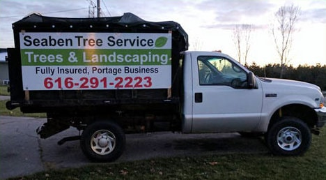 Contact Seaban Tree Service